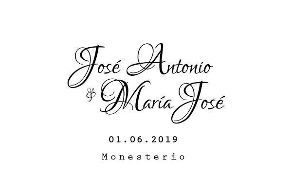 María José & José Antonio - 1 junio 2019