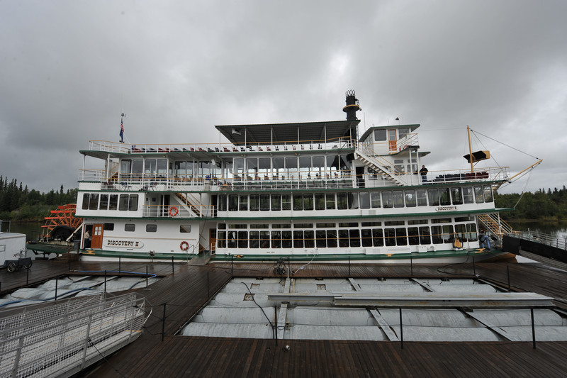 Discovery Riverboat