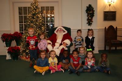 2019 Summerville Baptist Santa Pictures