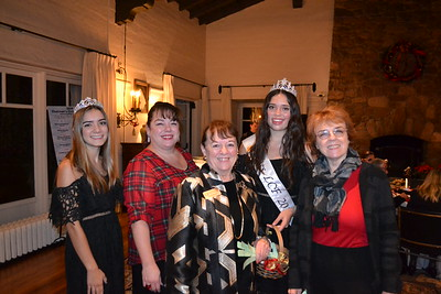 Chamber of Commerce Members Enjoy Annual Party