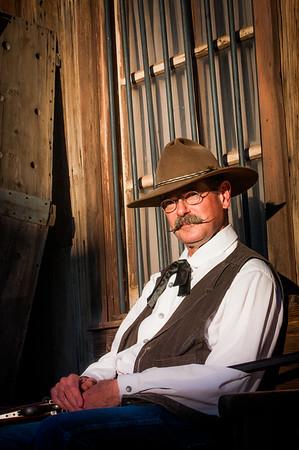 Carey Bunker Old Tucson