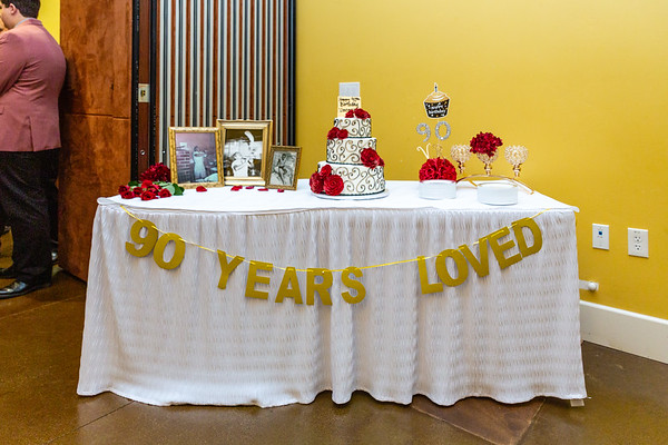 90 Years Loved