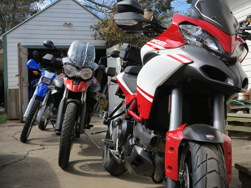 3/19: 2013 Ducati Multistrada 1200 Pikes Peak – First Ride