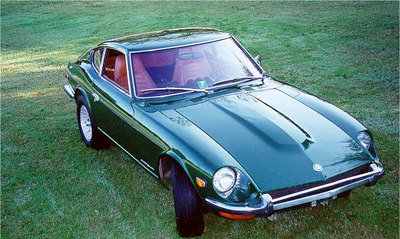 The 1970 240Z - Oldest Z in the world still owned by original buyer