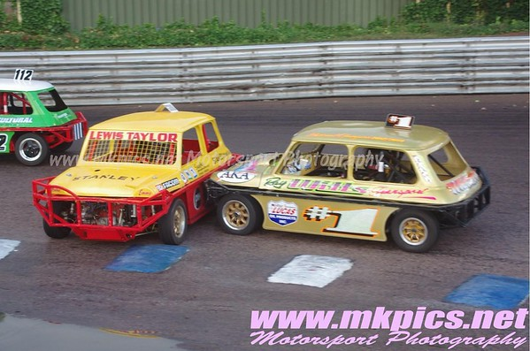 National Mini Stox, Birmingham Wheels, 22 August