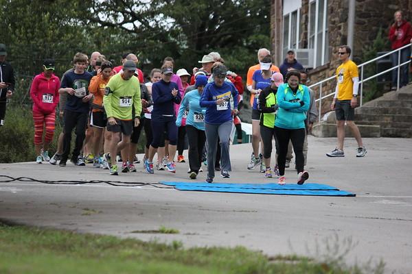 Winslow Run 5K 2014