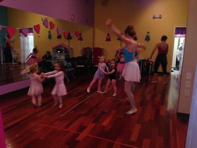 December dance class