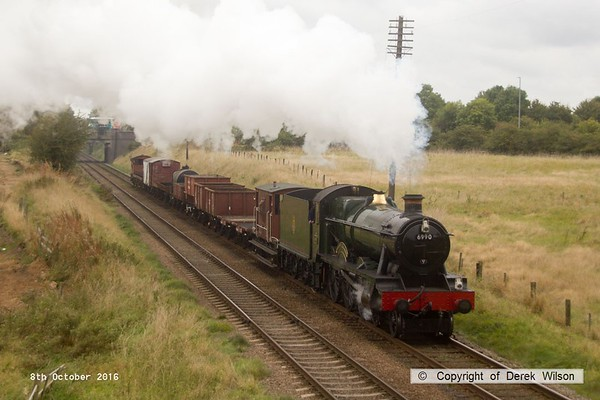 2016, 8th October, Great Central Railway Autumn Steam Gala