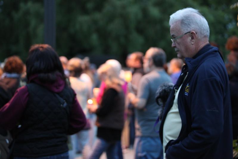 Charlottesville Vigil - Castro Valley 8-13-2017-Mickey Souza-22.JPG