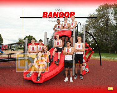 Bangor cross country CC19