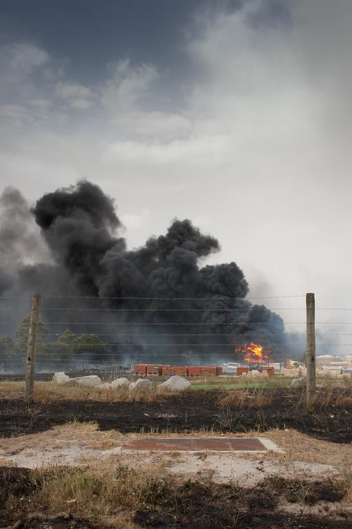 Cranbourne North Fire-0222