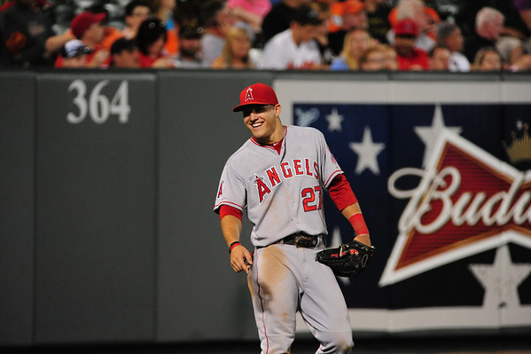 Mike Trout Photos