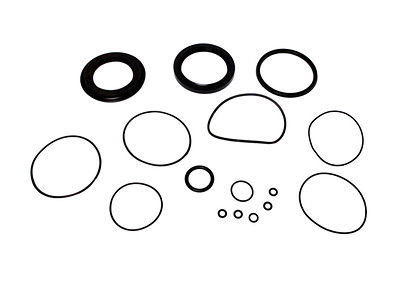 ZETOR POWER STEERING RAM SEAL KIT