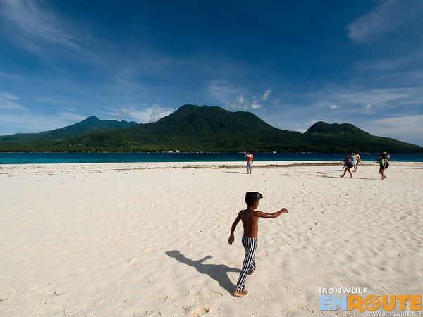 Camiguin with CEB