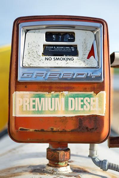 Premium Diesel