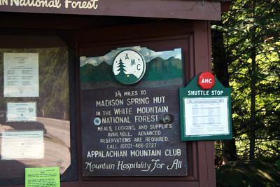 Mt Madison July 4th 2008