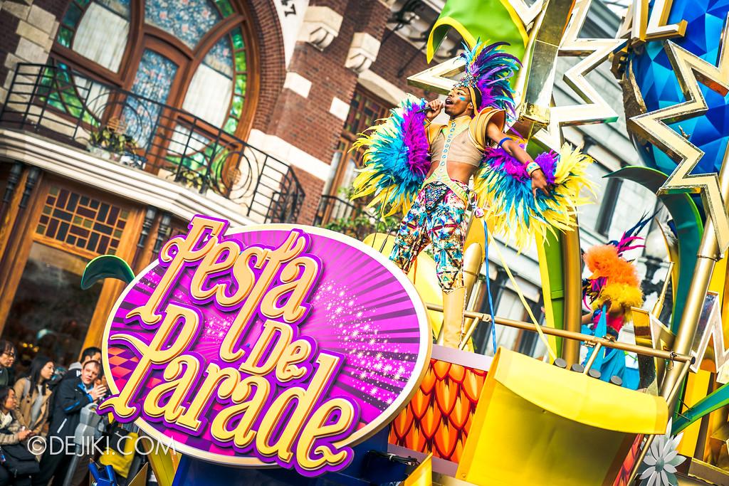 Universal Studios Japan - Universal Surprise Halloween / Festa de Parade