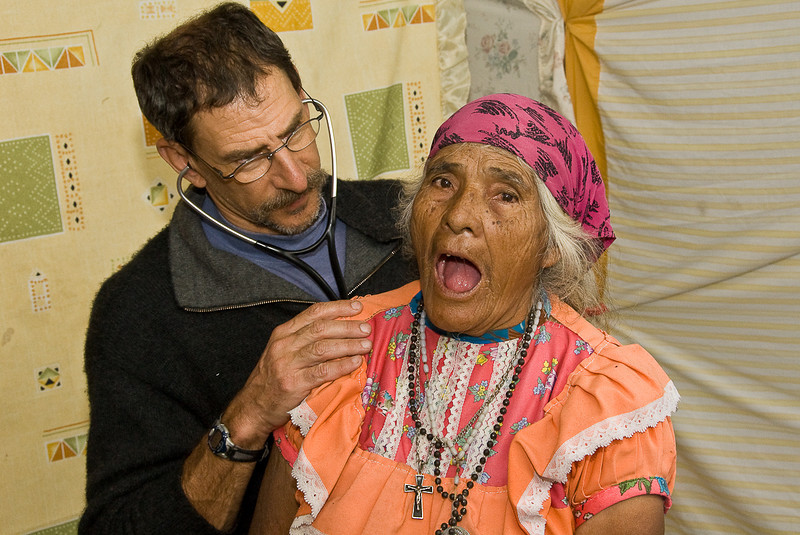 Medical Clinic, Sibinal, Guatemala 2008