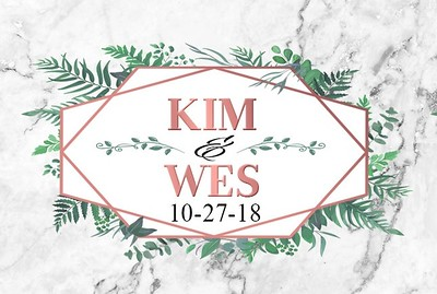Kim & Wes' Wedding!