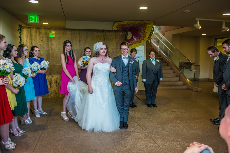MORGAN AND TORRENCE CEREMONY