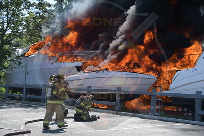 Babylon F.D. Multiple Signal 26's  Fire Island Ave. 9/3/19