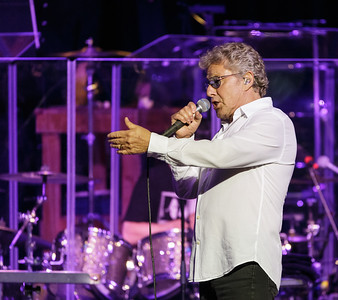 Roger Daltrey with Boston Symphony Orchestra