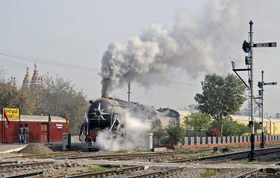Delhi - Alwar Steam Express