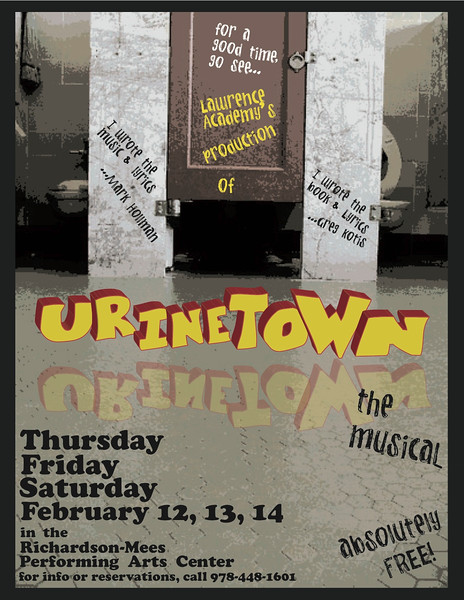URINETOWN - winter 2009