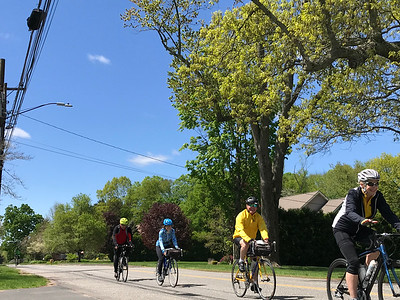 May 11 Saturday Alternate Ride