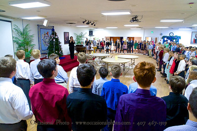 Lessons and Carols, December 13, 2013
