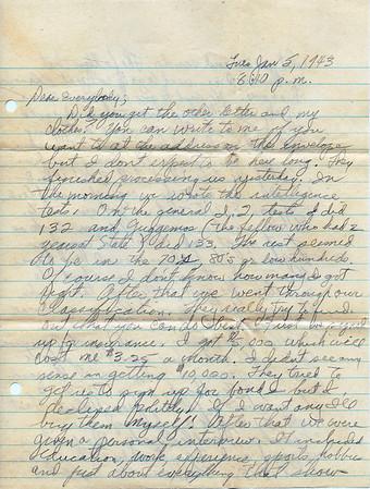 """1943-01-05 """"Smarty Pants"""""""