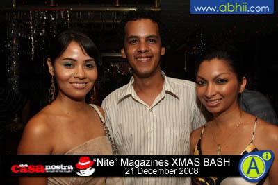 Casa - 21st December 2008