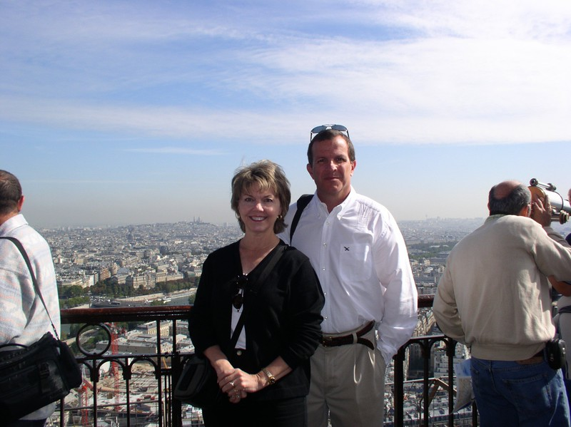 dale and betty on eiffel.JPG