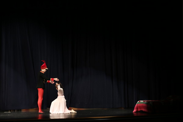 Clara and Nutcracker