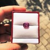 4.00ct Pink Cushion Shape Sapphire, with GIA 14