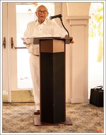 Joe Bookstein's 90th Birthday