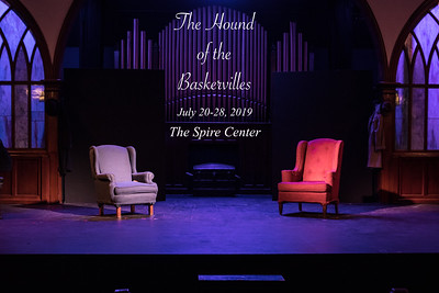 Americana Theatre  The Hound of the Baskervilles  7/20/19