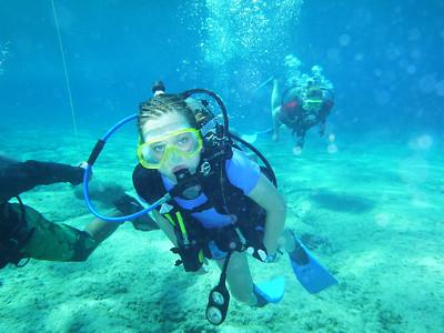 2013 Cozumel Diving