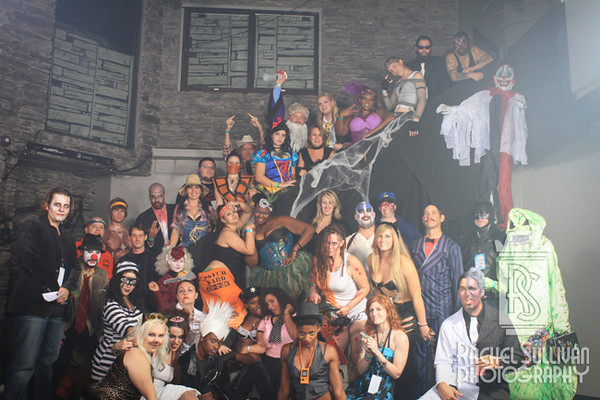 HHN 22: Wrap Party at the Firestone
