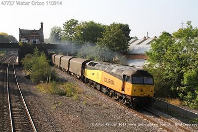 Class 47/7 47727-47799