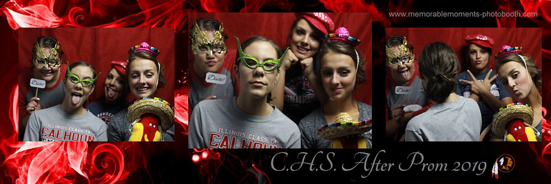 C.H.S. After Prom