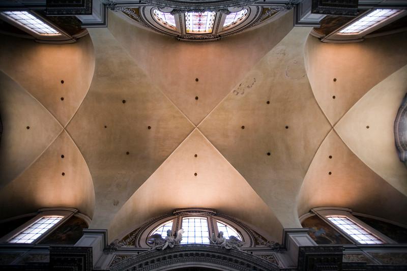 Transept of Santa Maria degli Angeli e dei Martiri basilica, Rome