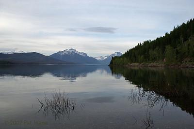 Alaska 2007 - Trip up.