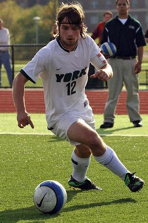 men's soccer - 11/1/06