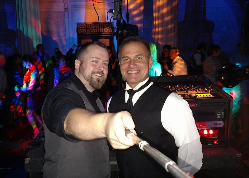 Saucier Wedding DJ Selfie.jpg