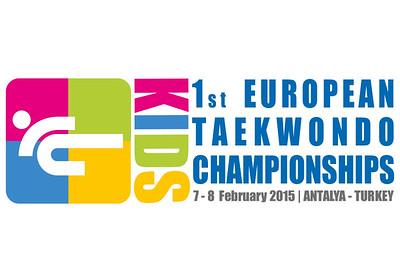 2015 European Kids Championships