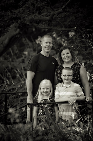 Hewartson Family 2017