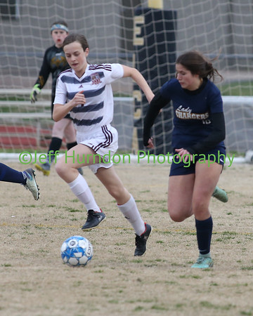 JV Girls UGHS vs ELCA 3-7-2019
