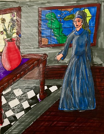 Vermeer Lesson