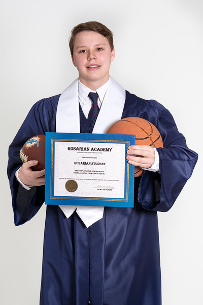 Yavinsky Graduation Photos May 2020